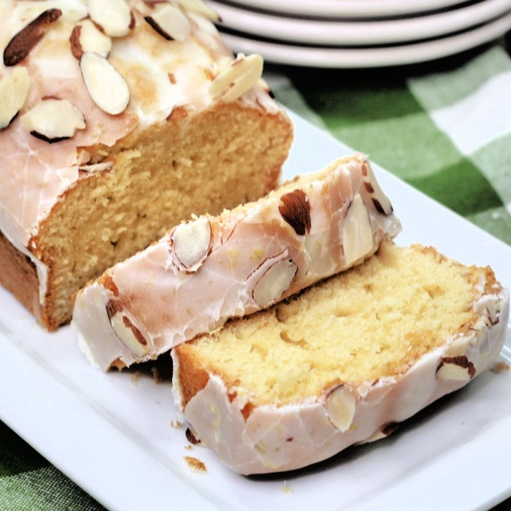 Citrus Almond Loaf Recipe From Val's Kitchen