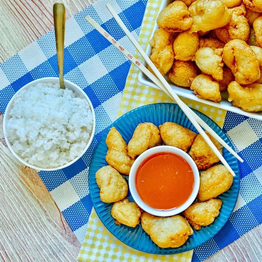 Sweet & Sour Chicken Bites recipe From Val's Kitchen