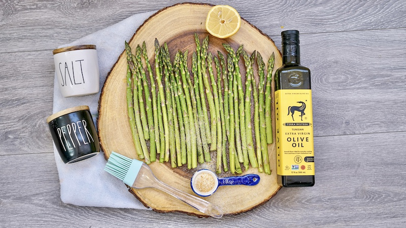 Air Fryer Asparagus Recipe From Val's Kitchen
