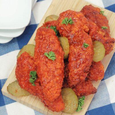 Ninja Foodi Grill Nashville Hot Chicken