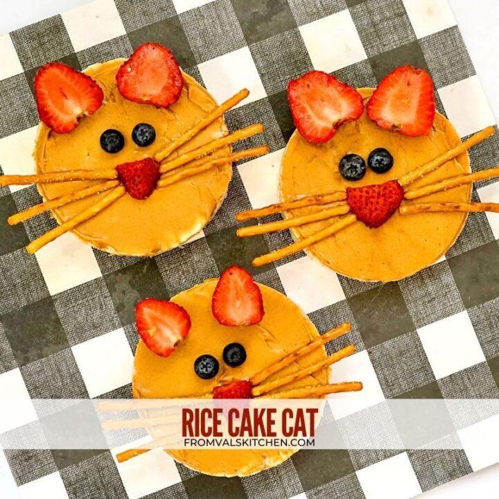 Rice Cake Cat