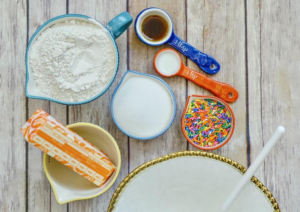 Edible Sugar Cookie Dough Recipe